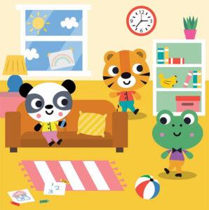 scott-barker-animal-friends-in-bedroom