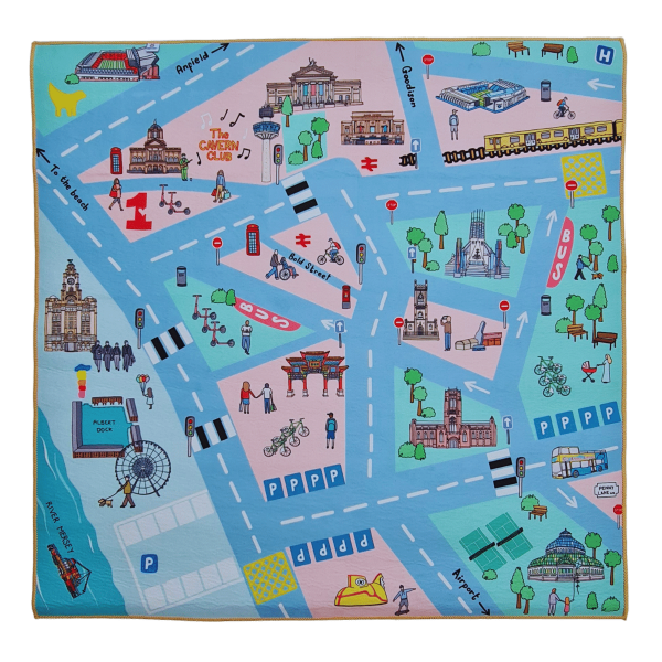 Liverpool Hippo Mat Front