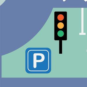 Newcastle-Parking-Sign-+-Traffic-Light-Opt-600x600