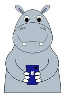 hippo-using-phone-opt